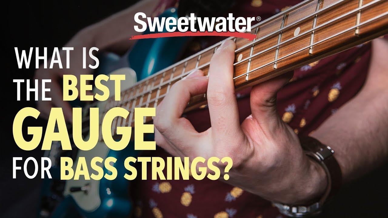 58-110 Fender 9120M Nylon Long Scale Medium Bass Guitar Strings