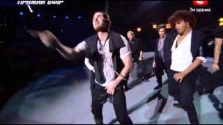 Танцуют все 4 Танцюють всі  Блейк Макграт, Франциско Гомес и лучшие танцоры шоу Танцуют все(, 2011-10-30T16:21:11.000Z)