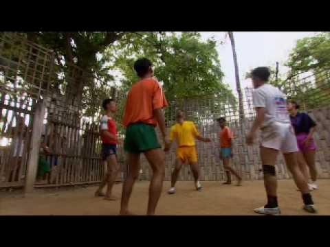 Chinlone - Videos - Chinlone Magic Circle