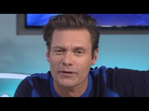 Some Thought Ryan Seacrest Had A Stroke On