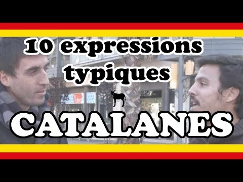 Catalan: 10 expressions typiques! - telemartin.tv - Episode 1