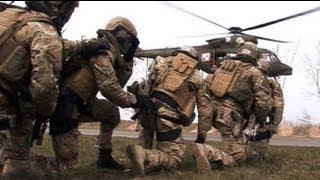 Cichociemni nowej generacji/ Jednostka Wojskowa GROM