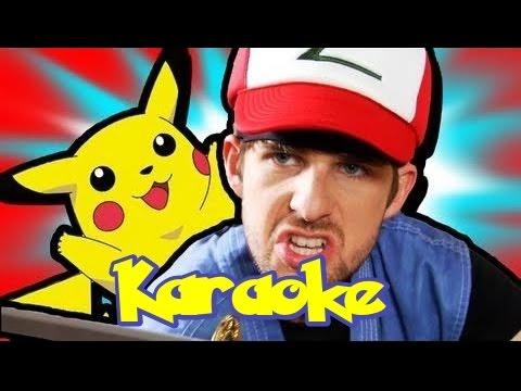 Smosh Karaoke  Pokemon Theme Song REVENGE!