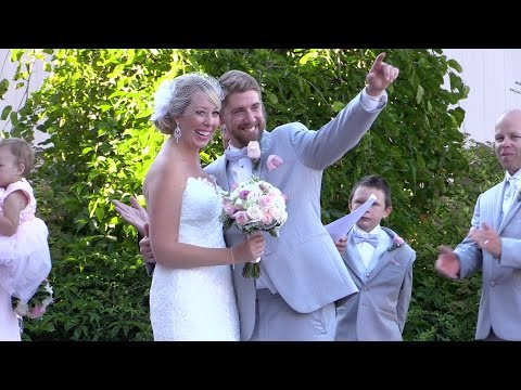 Jessica + Daniel - Dagley Media - Halifax Wedding Video