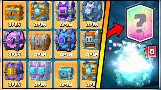 OPENING EVERY CHEST IN CLASH ROYALE! | ALL CHEST OPENING! | CLASH ROYALE CHEST OPENING!