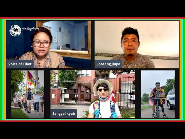 In conversation with two Tibetan activists