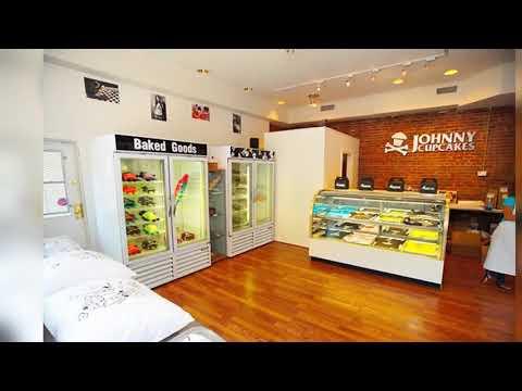 Bakeshop interior design ideas bakery learning - YouTube