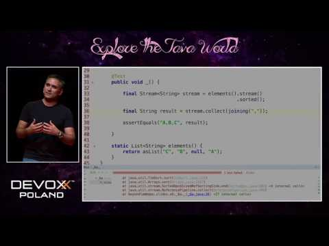 Devoxx Poland 2016 - Daniel Sawano, Daniel Deogun - Beyond lambdas - the aftermath