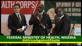 Ebola Containment Volunteers: Mobile Network Operators Partners AU To 'Kick Ebola Out Of Africa