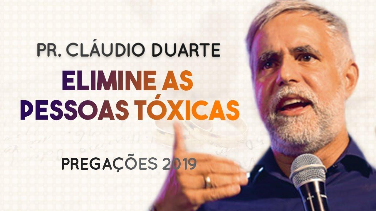 Pastor Cláudio Duarte - ELIMINE as pessoas TÓXICAS | Palavras de Fé