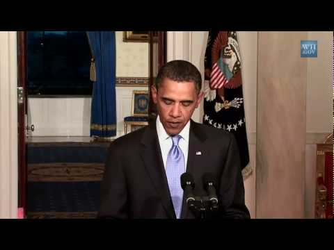 President Obama lashes US intelligence failures