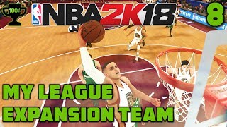 NBA 2K18 My League Ep. 8: First trade of the season [Realistic NBA 2K18 My League Expansion]
