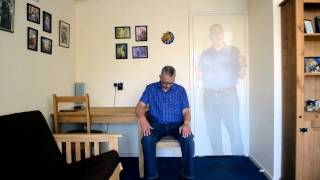 Insight How to - Astral Projection Demonstration [Not Real Just Video Effect Demo]