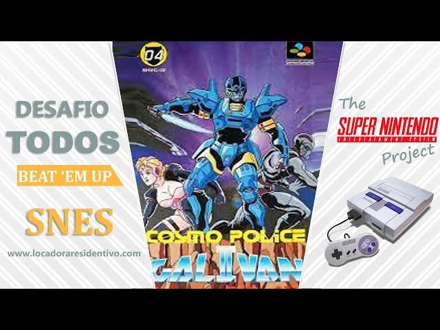Cosmo Police Galivan II: Arrow of Justice