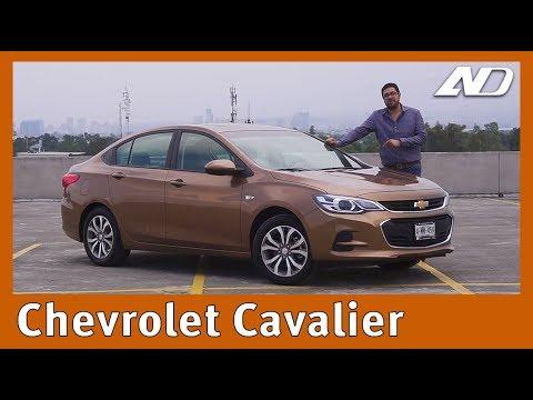 Chevrolet Cavalier - ¿Le Hace Honor A Su Nombre? | Reseña