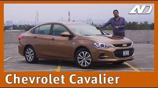 Chevrolet Cavalier - ¿Le hace honor a su nombre?   Reseña