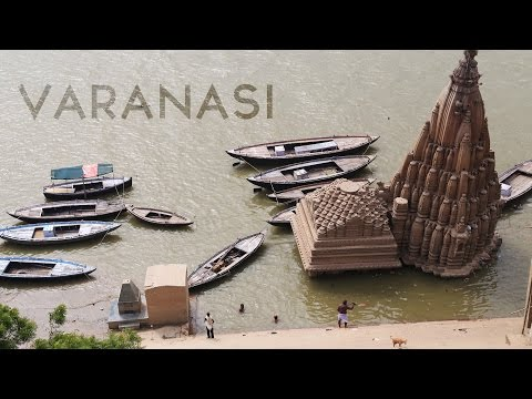 Varanasi, India - Where Life and Death meet