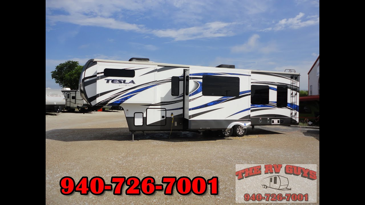 This 34ft 5th Wheel Toy Hauler Is Full Mind Blowing FUN 2015