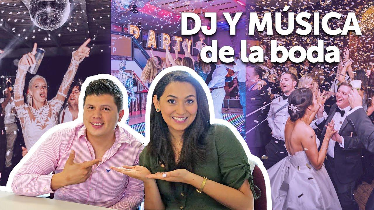 Musica para boda, 5 tips de un DJ   Entre boda y boda