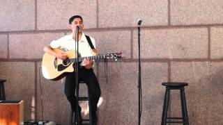 "Jared - Andy Grammer ""Lunatic"" cover"