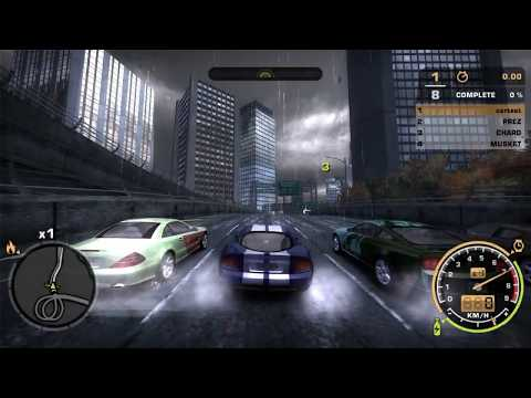 NFS MW: Carbon Handling Project Preview