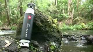 Katadyn Pocket - карманный микрофильтр воды(Katadyn Pocket -- карманный микрофильтр, одна из надежных систем фильтрации воды на мировом рынке и единственная..., 2012-03-12T16:45:29.000Z)