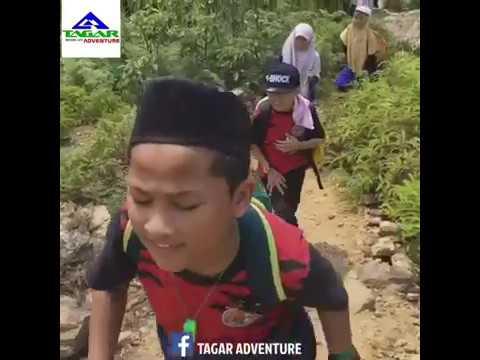 Tagar Adventure : Program kesihatan dan keselamatan di dalam hutan bersama SRI AL HIKMAH