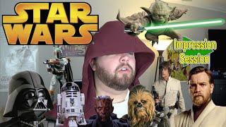 Star Wars - Impression Session