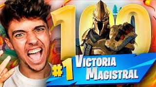 VICTORIA CON LA SKIN NIVEL 100 *LA MAXIMA* ...