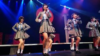 AKB48 チーム8 佐藤七海 小田えりな 佐藤栞 濵咲友菜 人見古都音 谷口...