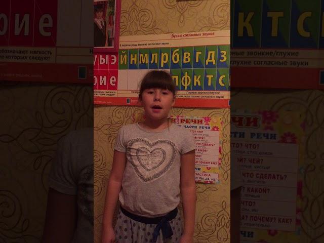 Изображение предпросмотра прочтения – ПолинаКаменская читает произведение «Вербочки» А.А.Блока