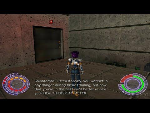 Oni PS2 Gameplay HD (PCSX2)