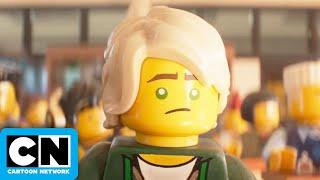 The LEGO Ninjago Movie | Meet the Cast | Behind the Bricks | Cartoon Network