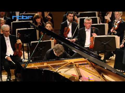 Boris Giltburg performs Rachmaninov Concerto No. 3 (Queen Elisabeth finals, 2013)