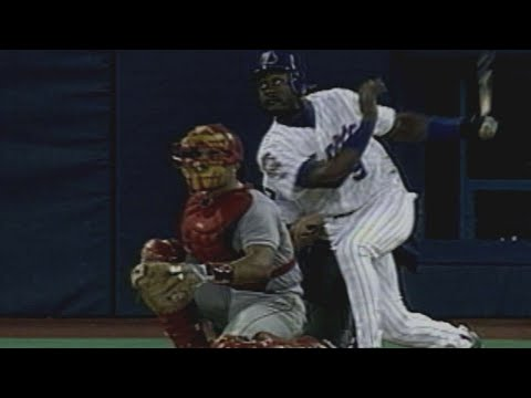 Grissom connects for homer off Big Unit in '94 ASG
