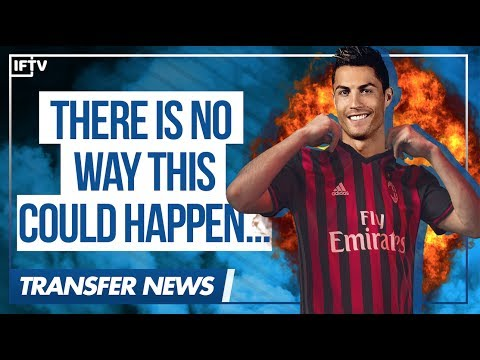 Lol, AC Milan ask for Cristiano Ronaldo... | Serie A Transfer News
