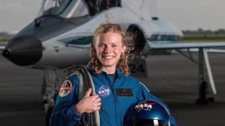 SciTech Now - Zena Cardman, NASA Astronaut Class of