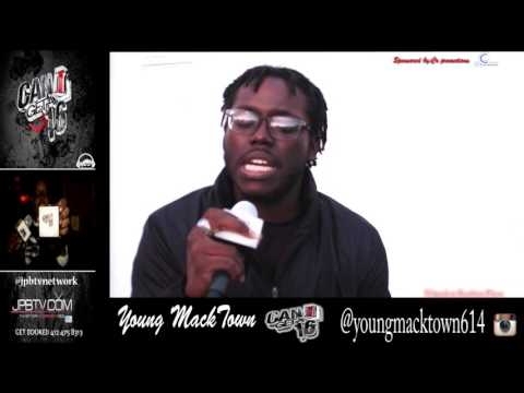 Can I Get A 16? HipHop Bars Freestyle Raw Rap  Ohio Artist  Young Macktown pt 2