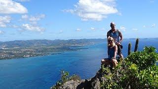 2019 Martinique tour de l39;ile  Island tour les meilleurs attraits Gopro