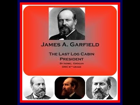 American President - James A Garfield 20th US President