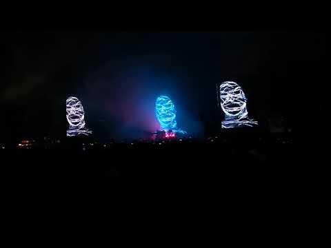 The Chemical brothers 4k Live 2018 Corona Capital, México. Parte 2