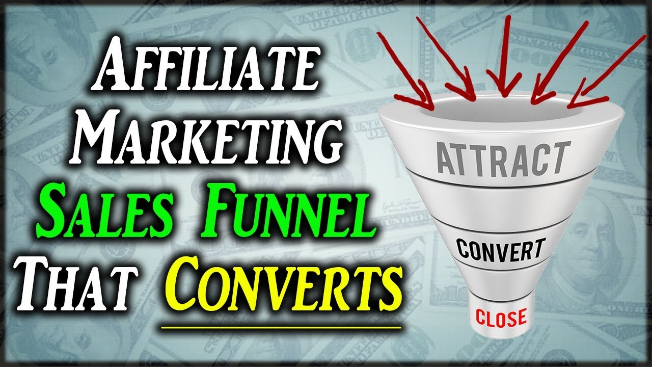How To Build An Affiliate Marketing Funnel In Under 10 Minutes | Make Money Online