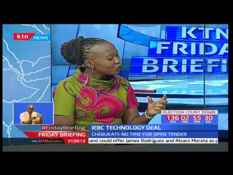 Friday briefing: One on One with Nigerian legend Jay Jay Okocha pt 1