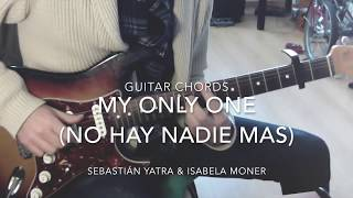 Baixar My only one Sebastián Yatra Isabela Moner guitar