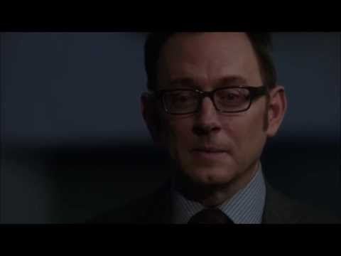Person of Interest - Finch deploying the virus (05x12)