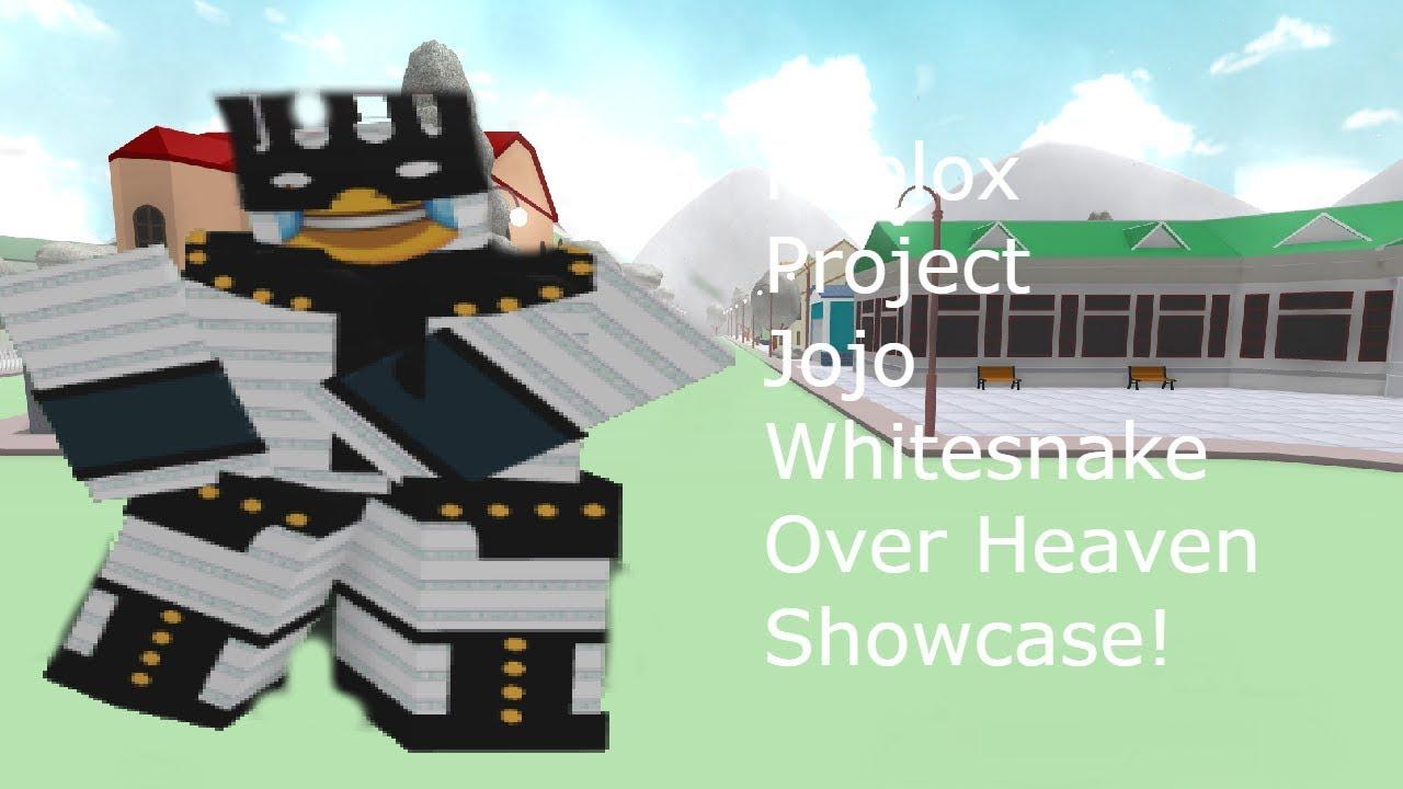 Project jojo worthiness