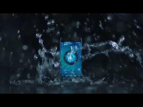 Xiaomi MI6 Anti Water Splashing Test