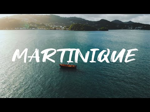MARTINIQUE: Caribbean Paradise Travel Video