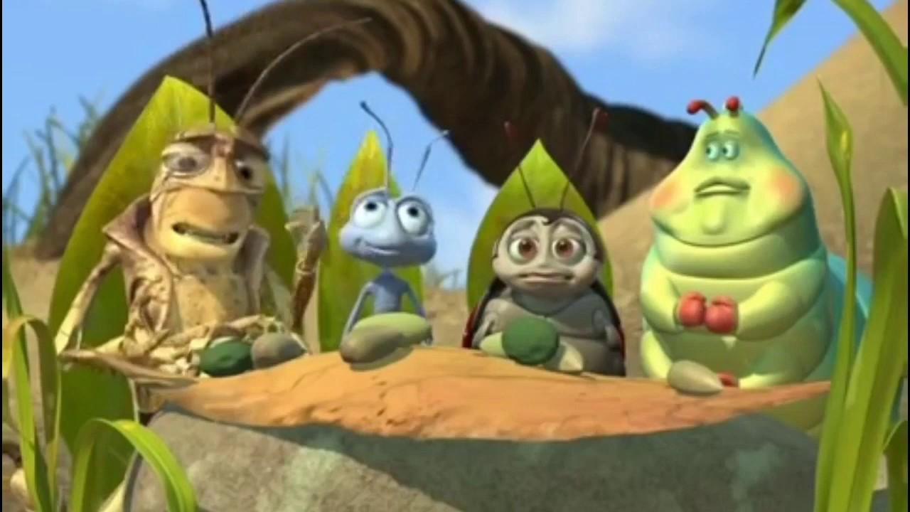 Pixar Interview A Bug S Life 1998 Youtube