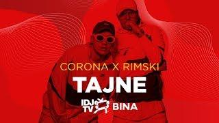 Смотреть клип Corona X Rimski - Tajne